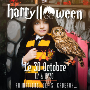 Harrylloween le 30 octobre !